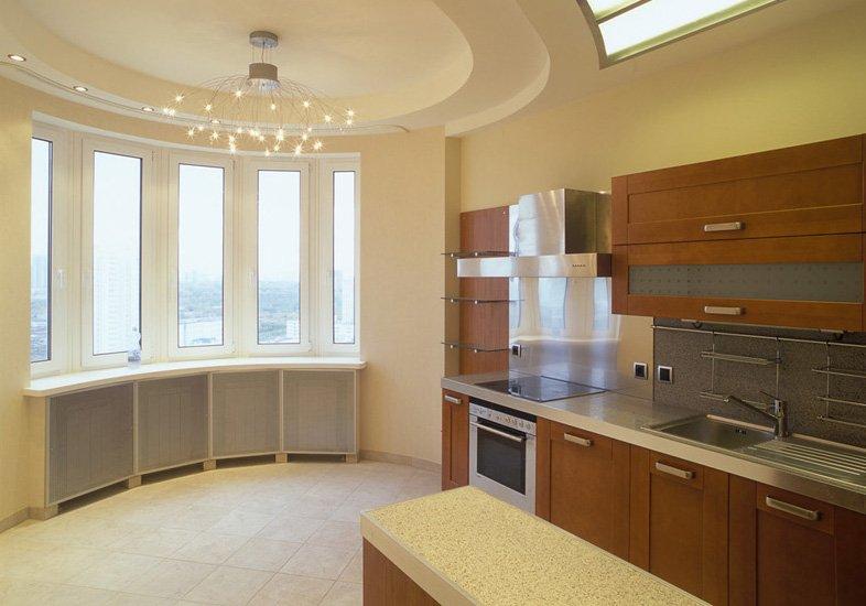 Ремонт квартир кухня дизайн